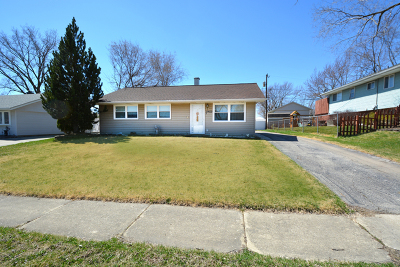 Mokena Single Family Home For Sale: 19620 South Walnut Street