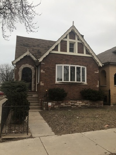 Chicago IL Single Family Home New: $140,000