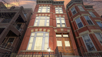 Multi Family Home New: 2220 North Halsted Street