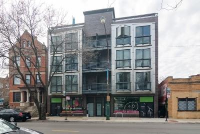 Condo/Townhouse New: 2902 North Central Park Avenue #4S