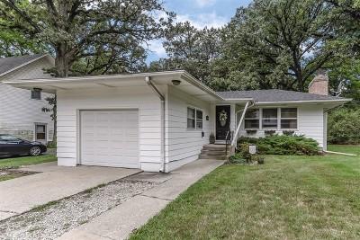 Bartlett Single Family Home Contingent: 140 North Oak Avenue