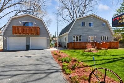Island Lake Single Family Home For Sale: 3110 Spruce Terrace