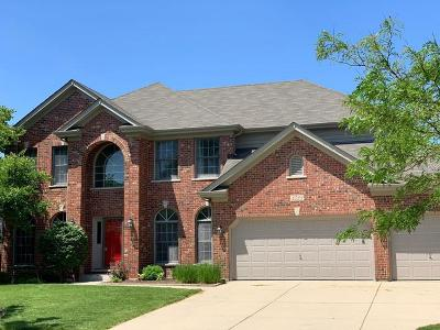 Naperville Single Family Home New: 3523 Breitwieser Lane