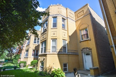 Multi Family Home For Sale: 5045 North Ridgeway Avenue