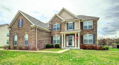 Aurora Single Family Home New: 1254 Star Grass Lane