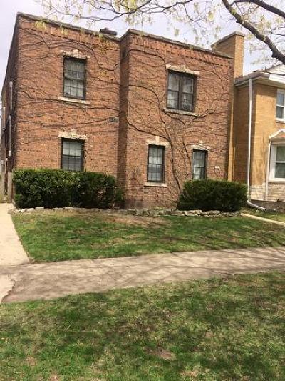 Evanston Multi Family Home New: 1315 Dobson Street