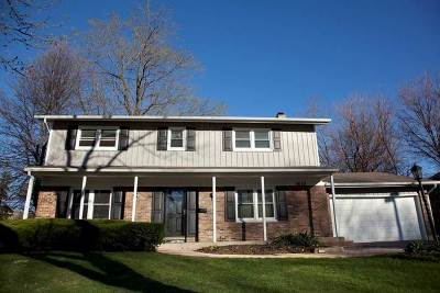 Woodridge Single Family Home New: 2620 Jackson Drive