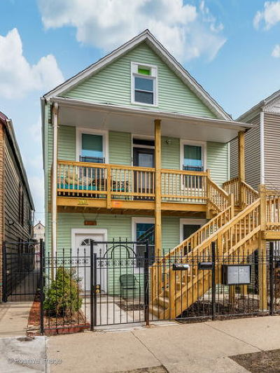 Multi Family Home Contingent: 1719 North Kimball Avenue
