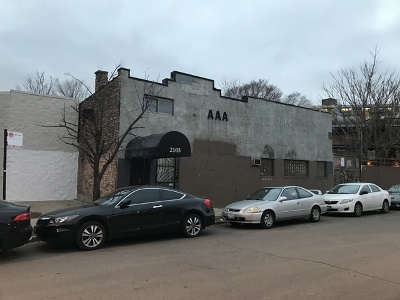 Chicago Residential Lots & Land For Sale: 2105 West Caton Street