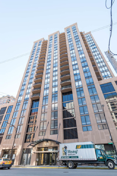 Condo/Townhouse New: 435 West Erie Street #1304