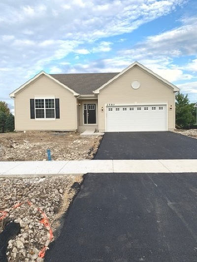 Montgomery Single Family Home New: 2580 Roberts Lane