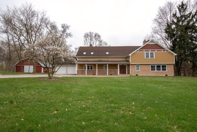St. Charles Single Family Home New: 38w517 Silver Glen Road