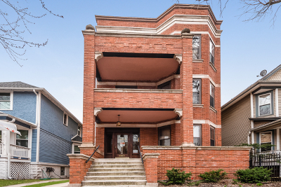Multi Family Home New: 2419 West Wilson Avenue