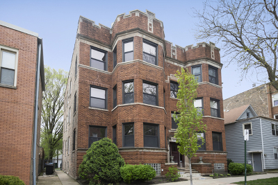 Condo/Townhouse New: 1501 West Ardmore Avenue #3