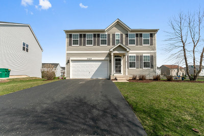 Wauconda Single Family Home For Sale: 2464 Goldenrod Way