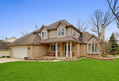 Orland Park Single Family Home New: 15630 116th Court