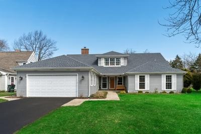 Glenview Single Family Home New: 3900 Harvest Lane