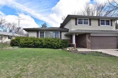 Elgin Single Family Home New: 1260 Meadow Lane