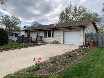 Single Family Home For Sale: 334 Riley Drive