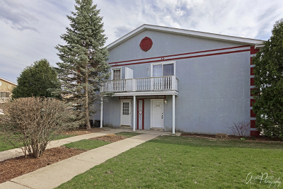 Woodstock Condo/Townhouse New: 1171 Greenwood Circle #8F