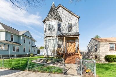 Oak Lawn Multi Family Home For Sale: 9614 Cook Avenue South