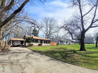 Lake Zurich Rental New: 370 Hickory Road