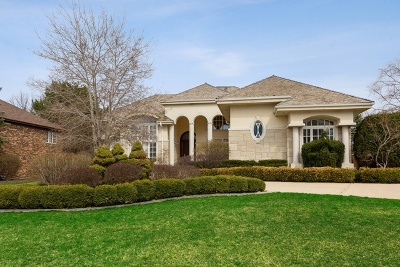 Oak Brook Single Family Home For Sale: 205 St Michael Court