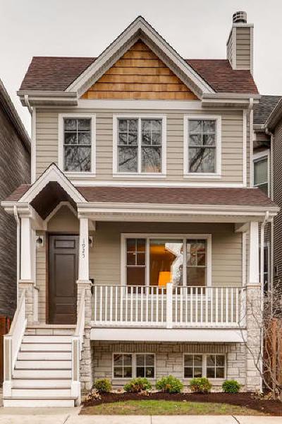 Single Family Home New: 1925 West Henderson Street
