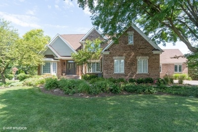 St. Charles Single Family Home For Sale: 5n653 Farrier Point Lane