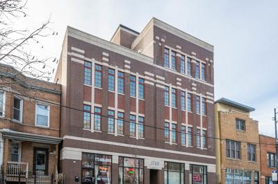 Condo/Townhouse New: 3748 North Ashland Avenue #3N