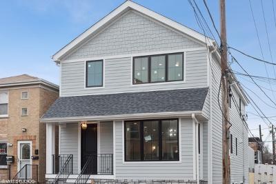 Single Family Home Price Change: 3415 North Damen Avenue
