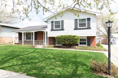Palos Heights, Palos Hills Single Family Home New: 10547 South 88th Avenue