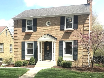 Elmhurst Single Family Home New: 421 North Maple Avenue
