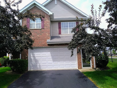 Orland Park Condo/Townhouse New: 9403 Huber Court #9403
