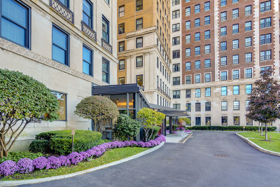Chicago Condo/Townhouse New: 3730 North Lake Shore Drive #5B