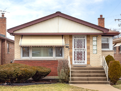 Chicago Single Family Home New: 3606 West 71st Street