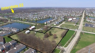 Plainfield Residential Lots & Land For Sale: 22025 West Lockport Street