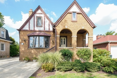 Elmhurst Single Family Home For Sale: 357 East Sherman Avenue