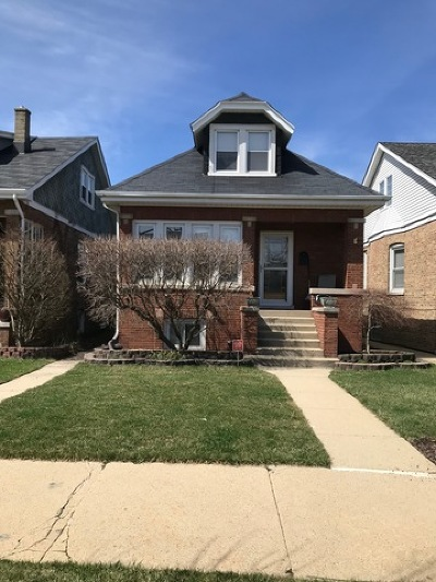 Chicago Single Family Home New: 5652 North Mason Avenue