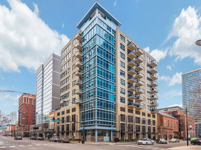 Condo/Townhouse New: 101 West Superior Street #502