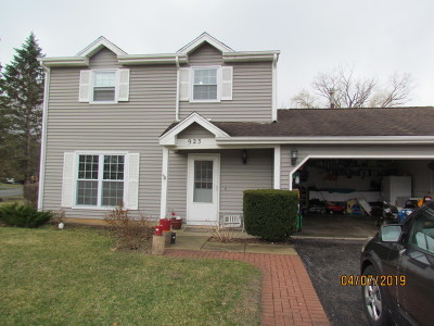 Island Lake Single Family Home New: 923 Concord Drive