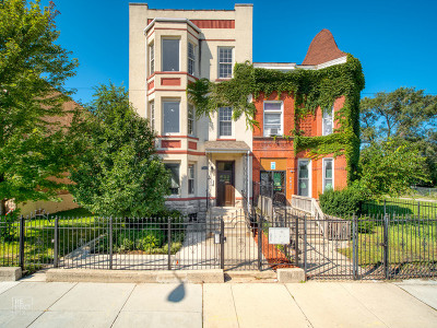 Chicago Condo/Townhouse New: 3766 South Indiana Avenue #2