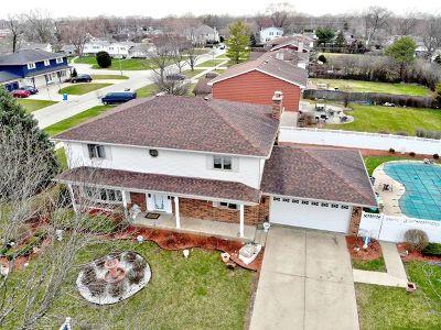 Glenview Single Family Home New: 3210 Harrison Street