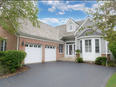 Lake Forest Condo/Townhouse For Sale: 130 South Danbury Court