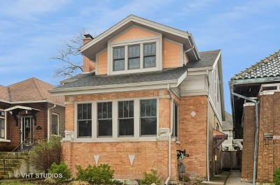 Chicago Single Family Home New: 2929 West Eastwood Avenue