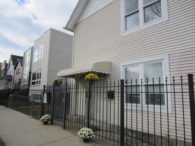 Multi Family Home New: 1738 North Richmond Street