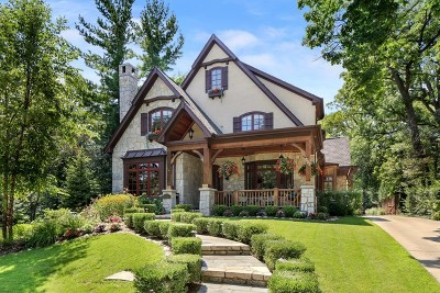 Hinsdale Single Family Home For Sale: 322 North Elm Street
