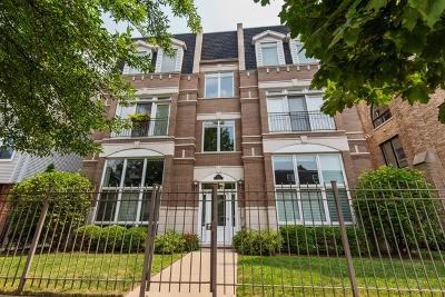 Chicago Condo/Townhouse New: 3111 North Seminary Avenue #3N