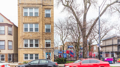 Andersonville Multi Family Home Contingent: 5237 North Ashland Avenue