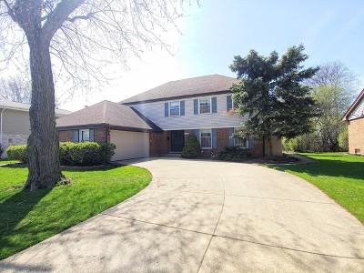 Glenview Single Family Home New: 1610 Longmeadow Drive